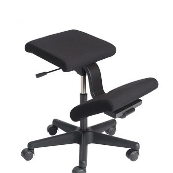 Mobile kneeling chair on wheels - Varier Wing balans