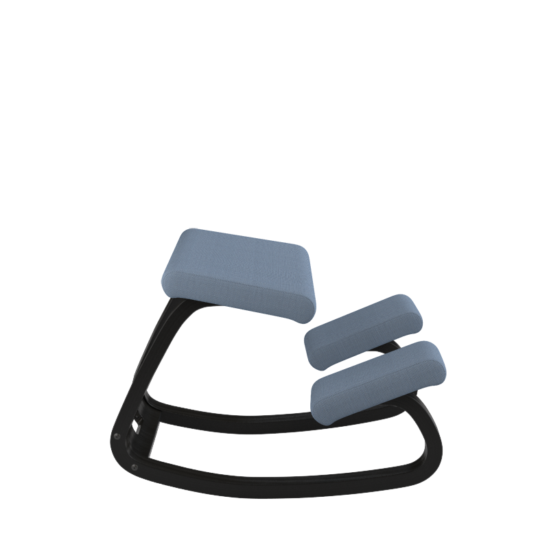 Varier Variable Balans Kneeling Chair Blue Breeze Fusion
