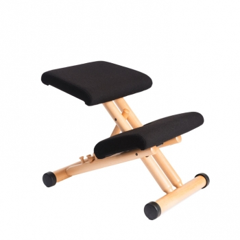 Varier Multi Balans Black Portable Kneeling Chair