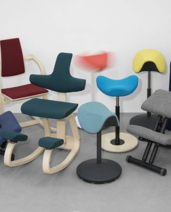 Spare Parts & Replacement Cushions Available for all these Varier Chairs