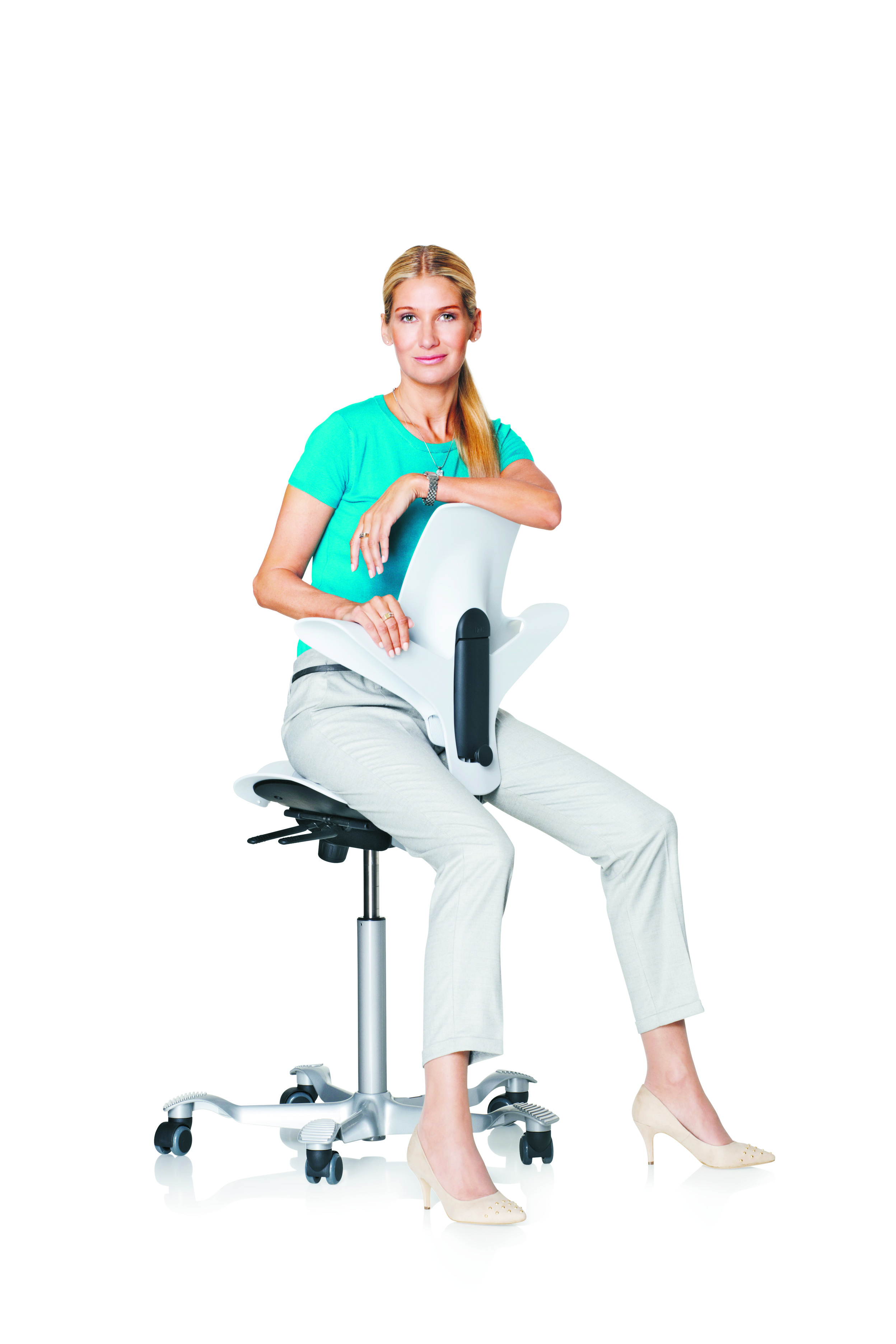 Best Office Chairs For Back Support >> Time to Break Free | HÅG Capisco & Capisco Puls Task Chairs