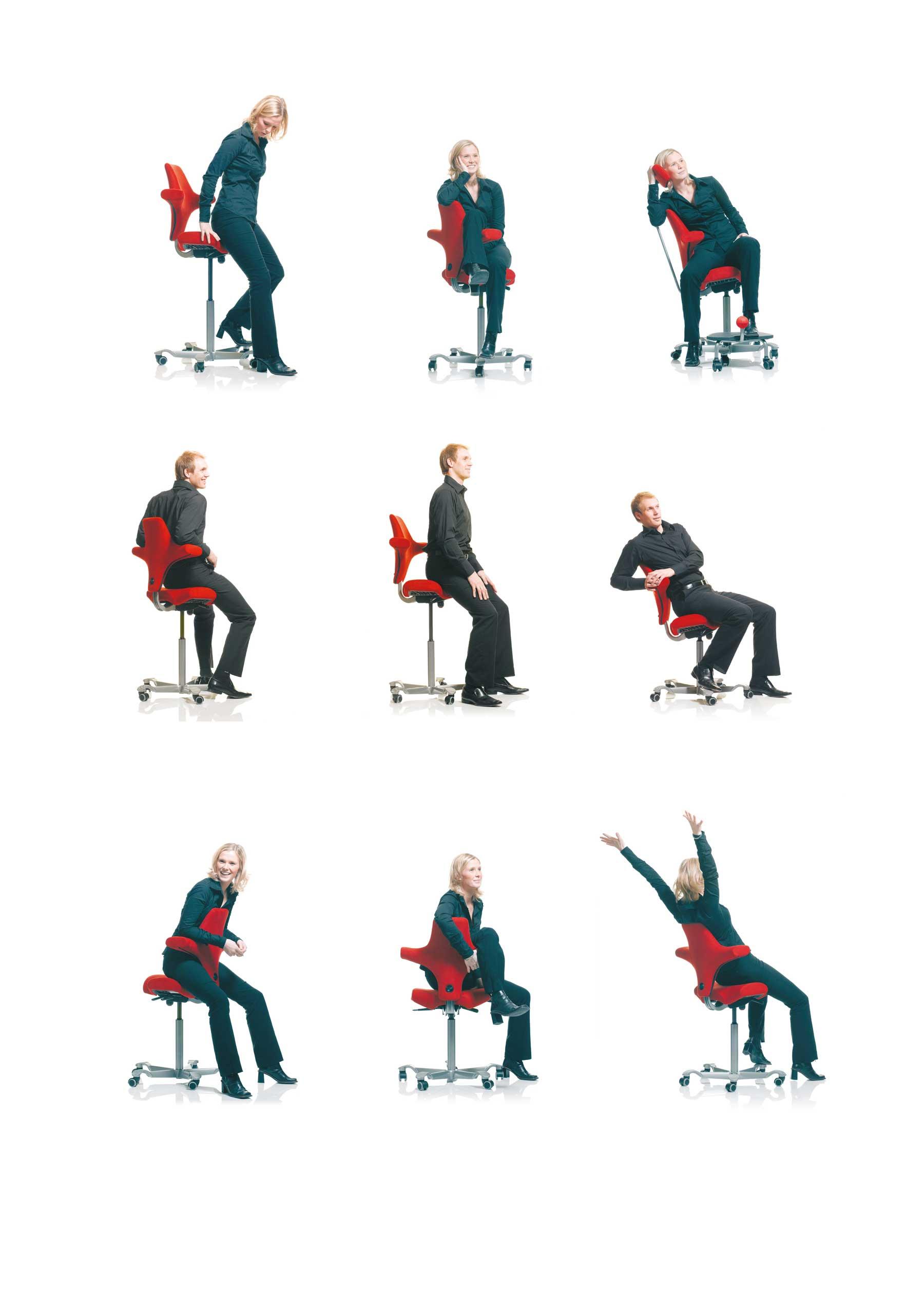Time To Break Free H 197 G Capisco Amp Capisco Puls Task Chairs